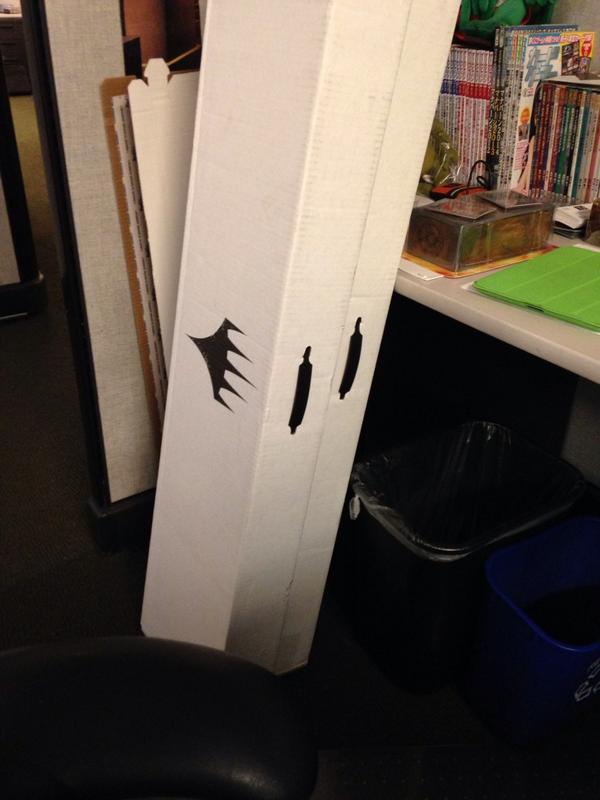 GP神戸で使われる物の荷造りをしているところですが、書類の書き方にちょっと困っている。これ、武器の輸入になりますかね… http://t.co/q7qKDUgBPc