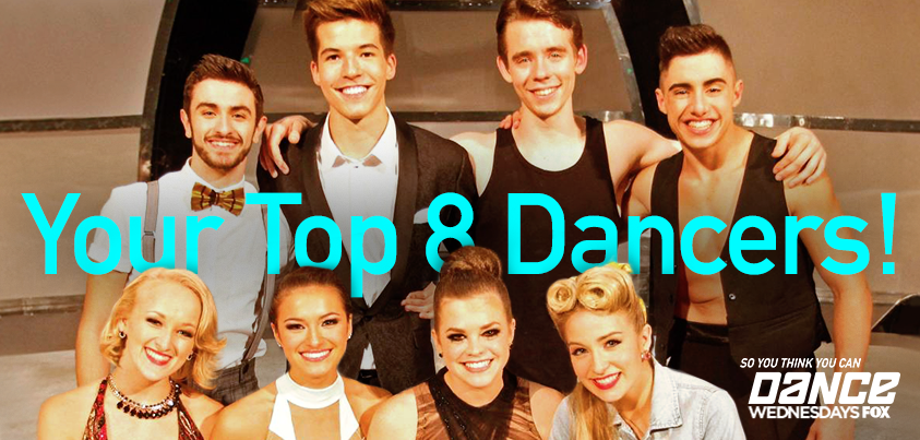 Who on the west coast is watching @DANCEonFOX with me tonight? It's the #SYTYCD #Top8!  http://t.co/agokk7MIi8