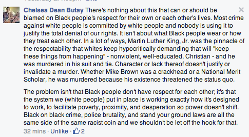 Bingo RT @NBrownINK: Wow.  Truth (mt)  @ChaoticMuser:  @_LewisDeVante:  http://t.co/AtXUzmAD8C