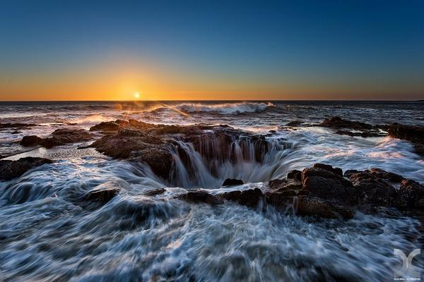 Popular #photography on #500px : Thor's Well by DanielCheong1 http://t.co/Y8ons8IIsl