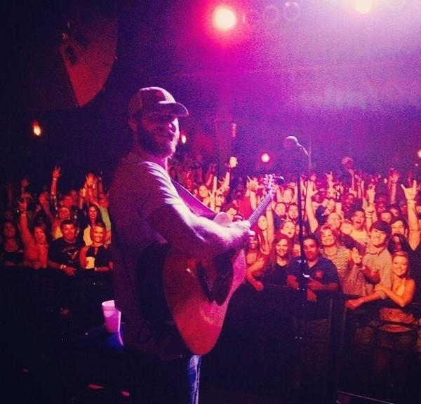 Corey Smith With Riley Green