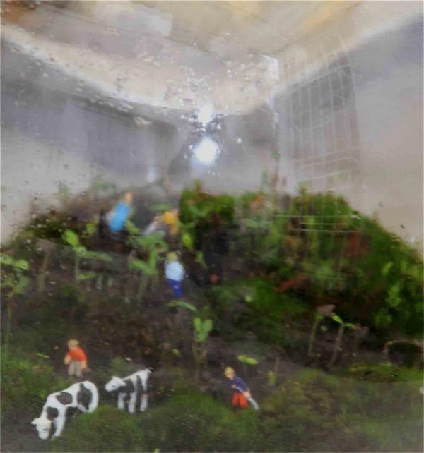 #ECOSFERES by Daniel Pavon Cuellar in Austin Texas