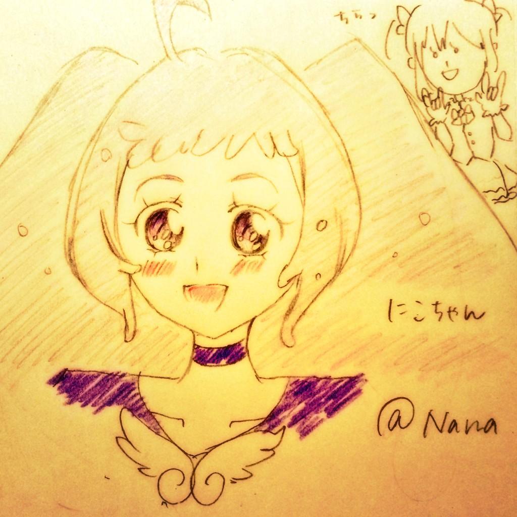 キュアラスティン (@Nana46424036)さんのイラスト