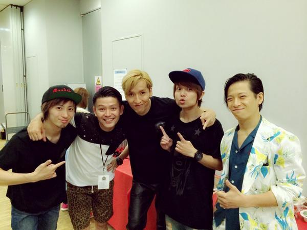 """w-inds.""""timeless""""TOUR in大阪! マジでカッコ良くて最高すぎた! 3人の""""表現力""""もハンパないし 特に慶太の歌唱力は凄すぎる!ホントに!  これぞ""""本物""""のアーティストて感じでした!  ありがとうございました! http://t.co/AnqFHIwdgk"""