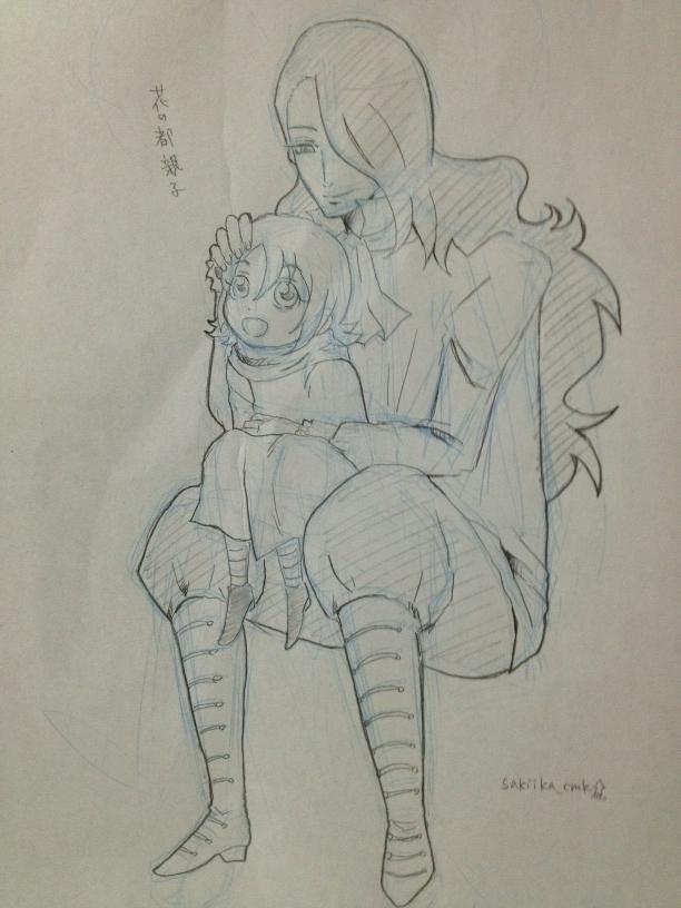 さきいか@平和野武士愛ですぞ (@sakiika_cmk)さんのイラスト