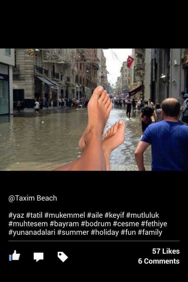 Bir ayak fotosu rt'leyecegimi hic dusunmezdim. Tunc Topcuoglu'nun eseriymis. Ayaklar kimin, bilmiyorum. http://t.co/ykRMbZcMy4