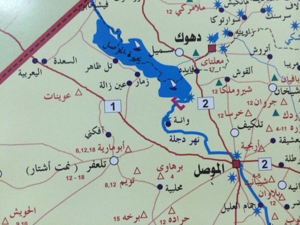 مناورة عين العرب «كوباني».. أين الخلل؟ BuDTPN7CQAELAcj