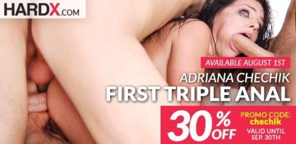 Adriana Chechik Anal Princess