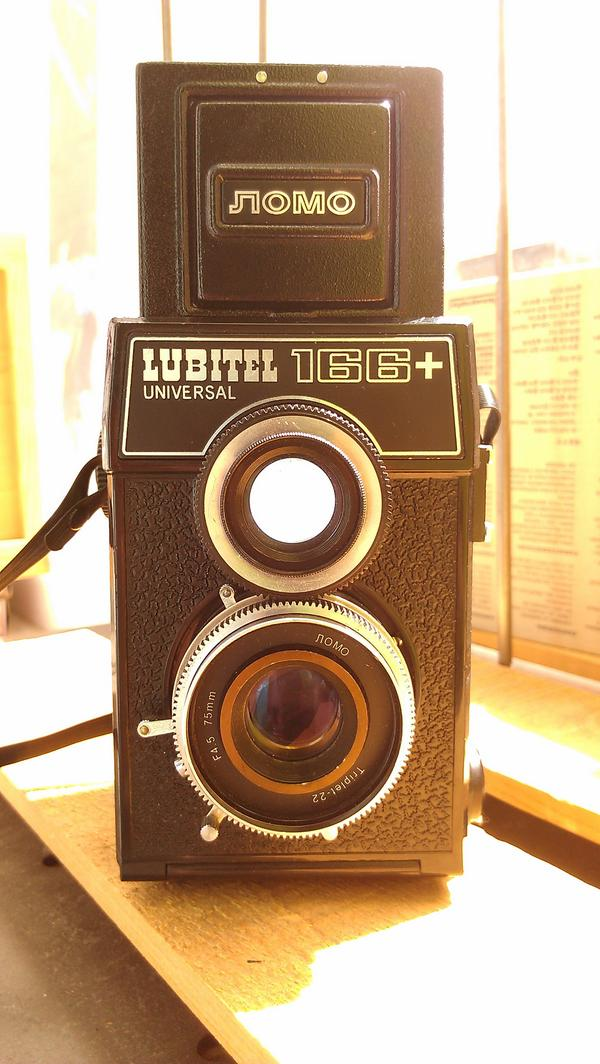 Lubitel 166+ Now in stock! http://t.co/uBWDvKzJw5