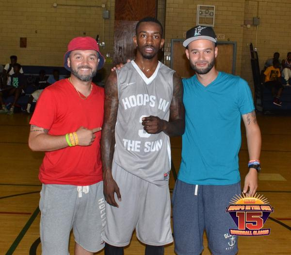 Russ Smith (@Im_Russdiculous) scores 52 points, making 10 3-pointers last night at @hoopsinthesun! http://t.co/XjpmM4j0l8