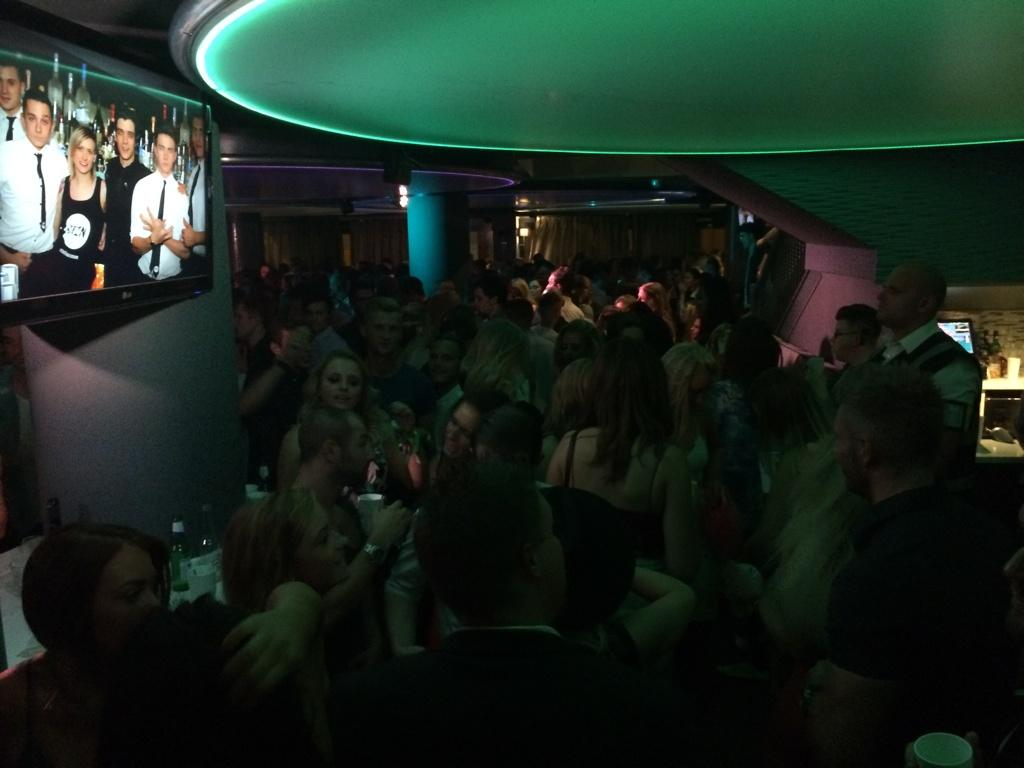It's going off in @ctznbar #Rammed #R&B http://t.co/ZO9gbdpeem