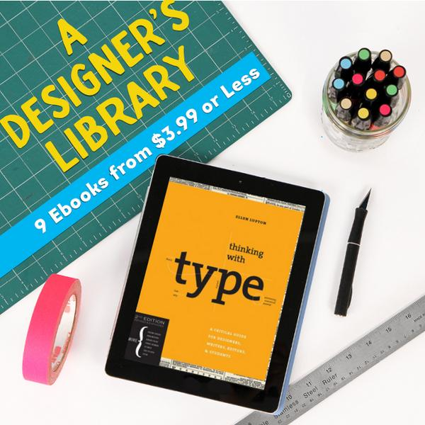 "Need some type on your iPad? ""Thinking w/Type"" & ""GD Theory"": $4 ebook deals in Aug! http://t.co/W9VQsXGMvY http://t.co/ldgXfnp4Yi"