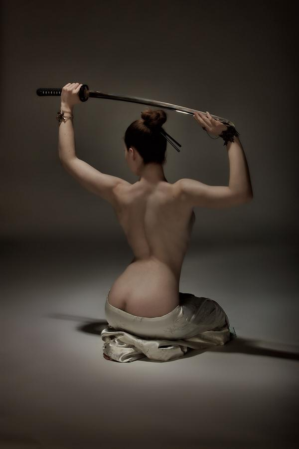 Fine art asian nudes