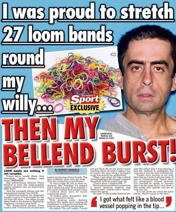 Ahhhh well there you go, proper Sunday morning story this http://t.co/g1AdPIqZ5B