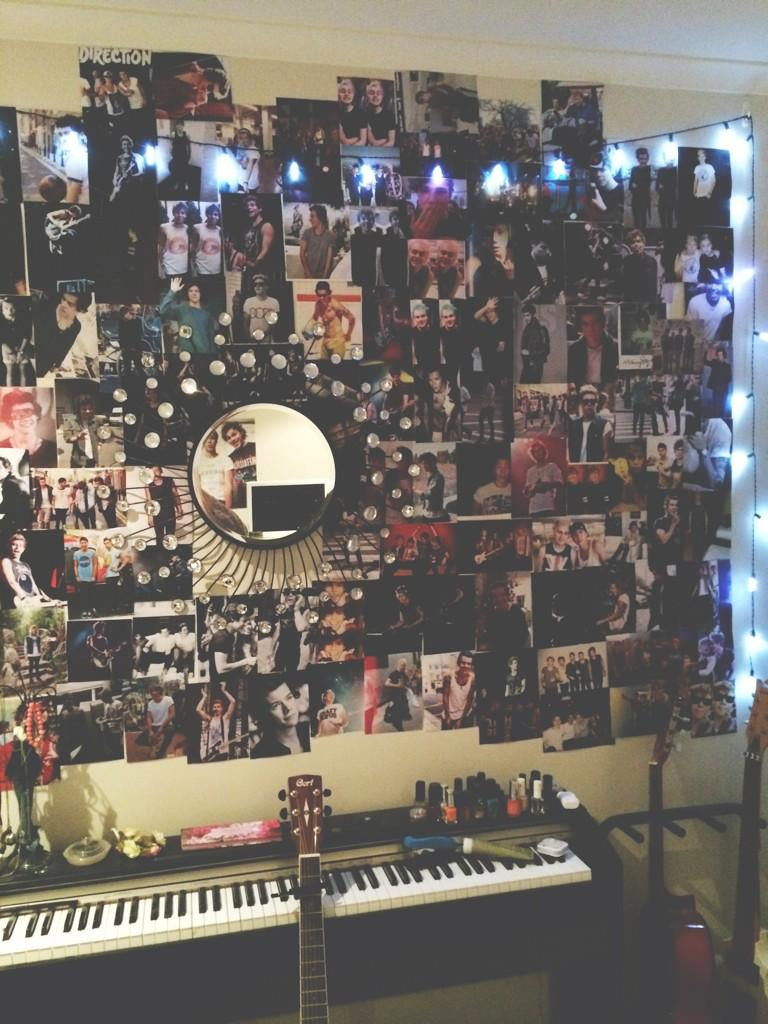 5sos fam life tips on twitter adding fairy lights can for 5sos room decor ideas