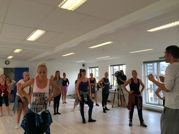 danseskoler på frederiksberg