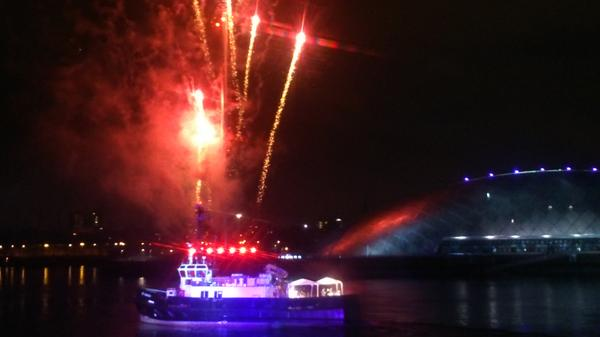 What an amazing nautical extravaganza experience #SoundToSea was!!! @crypticglasgow #Glasgow2014  #culture2014 http://t.co/vja2YizQn0