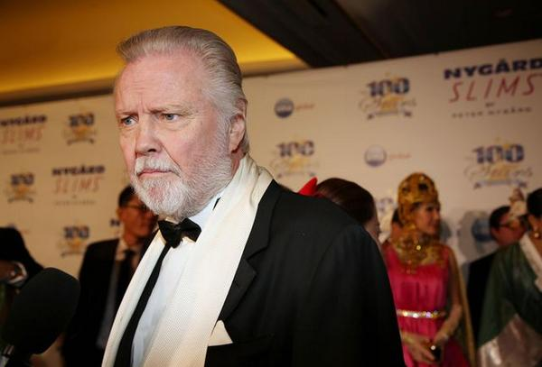 Jon Voight to anti-#Israel actors: 'You should hang your heads in shame' http://t.co/lPTFA9xbFr @washtimes #celebs http://t.co/Z321lfqY0A