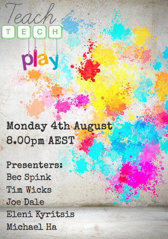 Episode 2 airing 8pm AEST tomorrow night, @evernote, @Minecraft and more! http://t.co/bwLuDwiCuc #aussieED http://t.co/PNvPGwJFCu