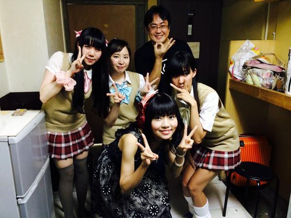 米澤 円 No Twitter きゃらそに4 In札幌 イオシスjkガールズのお三方と トークパートで司会をされていたはかせさんと みなさんありがとうございました 制服っていいよね 癒しだわ Http T Co Zxtpqh7vi9