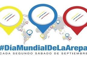 Conmemoran el Día Mundial de la Arepa en Miami http://t.co/xGyiT2OJes  La organización Venezolanos en el Mundo ... http://t.co/W9mvcyGfPJ