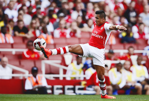 ARSENAL VS MONACO Live Text Commentary and Football Scores of.