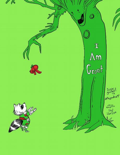 We are Groot! http://t.co/de0UQR282r