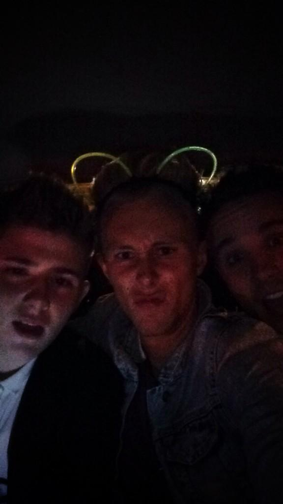 RT @TheJoesOfficial: What a great night! Now party time with @samcallahan94 and @nickymcdonald1 !! http://t.co/mmNaUtqww2
