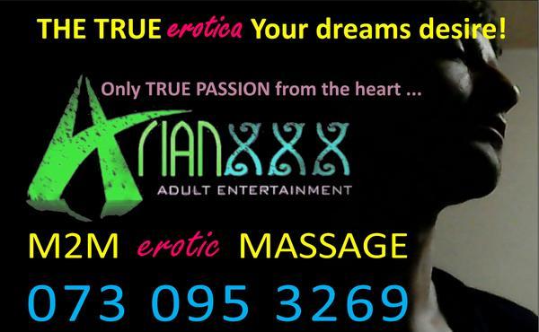 M2m sensual massage