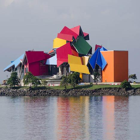 Frank Gehry makes his Latin American debut w a whimsical design for the long-awaited @Biomuseo http://t.co/mduKa304MN http://t.co/qQSgFHD7Wq
