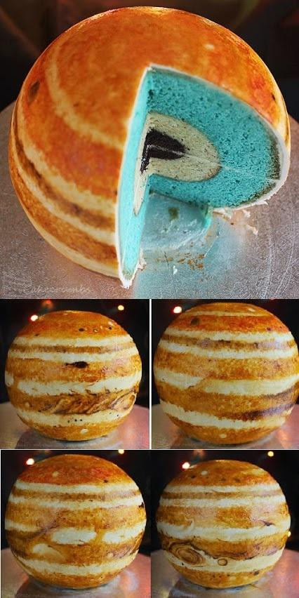 Jupiter Cake cc @neiltyson @Cmdr_Hadfield http://t.co/hjbmuX8L90
