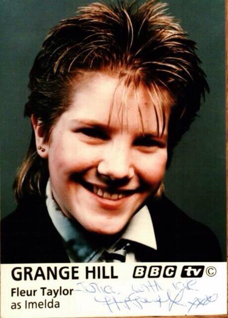 grange hill girls