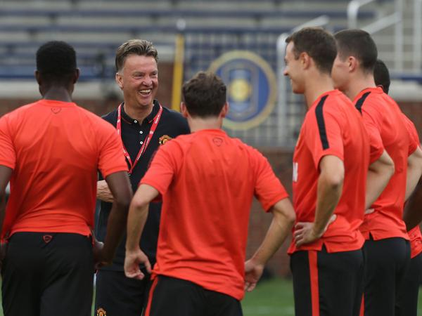 LVG: I need 10 weeks to get Man United playing the way I want to [VI]