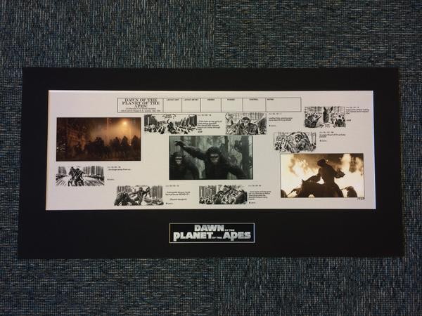 Laatste kans! Win een limited edition afbeelding uit de hitfilm 'Dawn of the Planet of the Apes'. RT dit bericht http://t.co/CrgalZlFBn