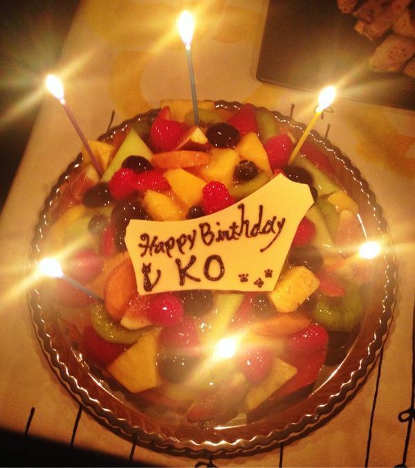 8月5日は柴咲ちゃんのお誕生日♡ http://t.co/FqoCfm0ieN