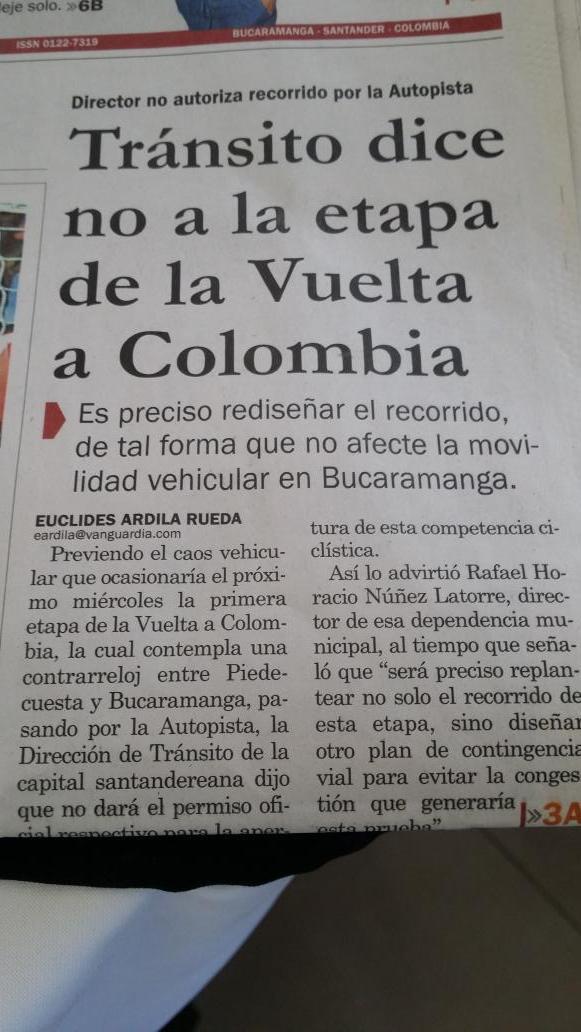 Vuelta a Colombia 2014:  En agosto y de 11 etapas - Página 3 BuMdVwAIcAAHgDr