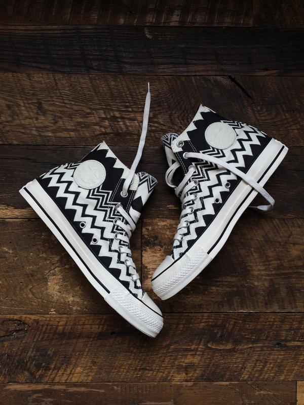 """"""" Converse  The Converse x  Missoni collection is back. Dropping first at   Nordstrom.  ConverseMissoni  WearSneakers pic.twitter.com filqDA2EQ6"""" e40b8fd3b"""