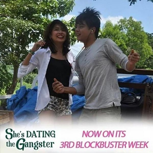 Shes dating the gangster kelay and kenneth