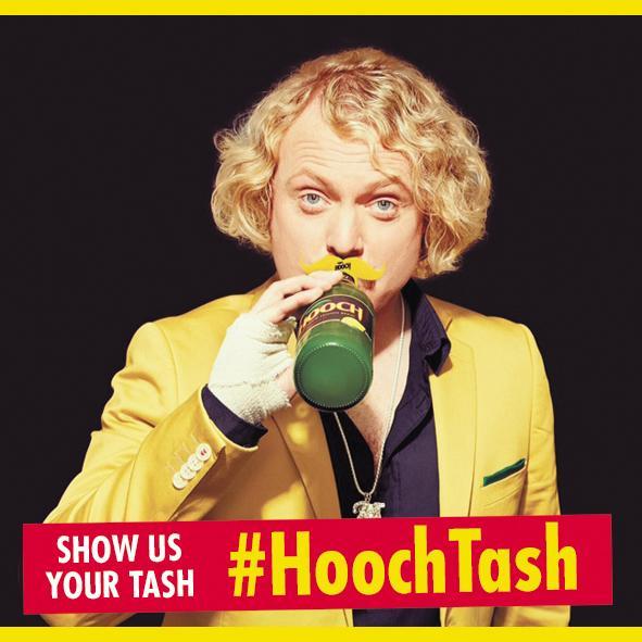 RT @HoochLemonBrew: @lemontwittor 's got his #HoochTash on - show us yours! http://t.co/aXN3TZBmOy