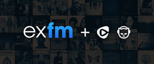 We are very excited to announce that Exfm is joining Rhapsody! Read all about it here - http://t.co/0dcrRkQdMh http://t.co/gWBX9fFrM4