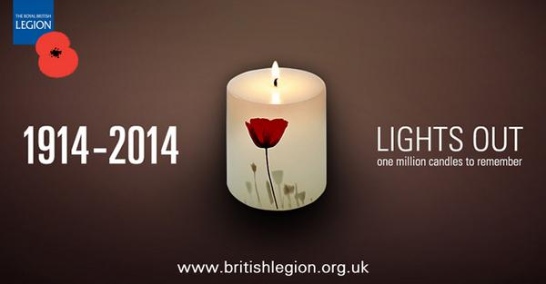 Remember all those who sacrificed their lives for our freedom. For them we put our #LightsOut. http://t.co/Vs4KED6rG9 http://t.co/Q0weDuJicI