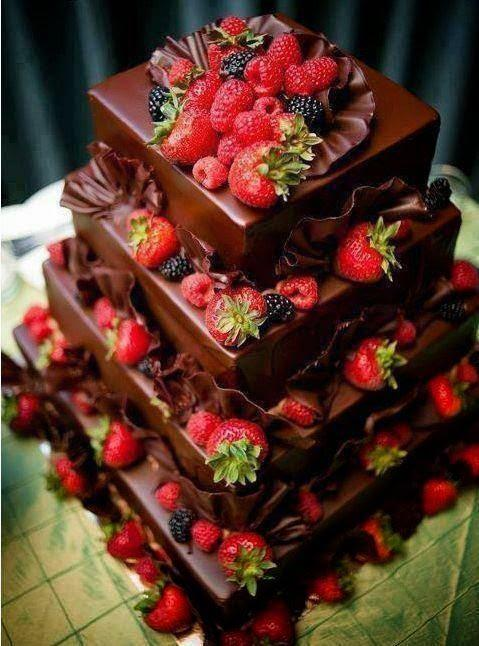Best Birthday Wishes On Twitter Woooww Chocolate Cake Idea