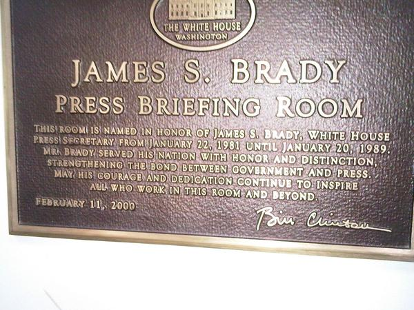 James Brady, Reagan Press Secretary dies