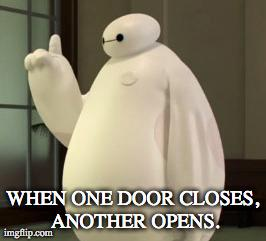 Image result for door opens meme