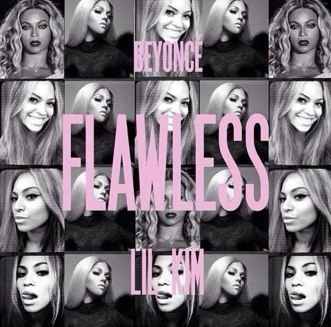 Beyoncé f/ Lil' Kim - 'Flawless' now on Soundcloud http://t.co/ysGGUiioSL http://t.co/vio9S6RSWA