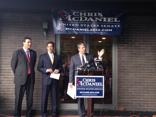 Chris McDaniel to make ballot challenge Mississippi runoff