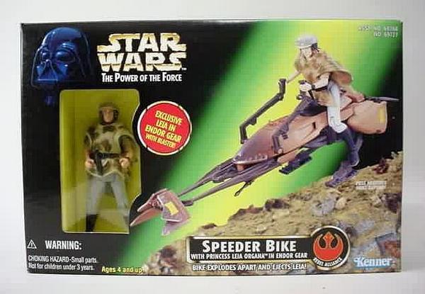 #StarWars Imperial Speeder Bike with Princess #Leia POTF 1997  http://www. cindybearsden.com/store.php?sell er=CindyBearsDen&amp;pd=8069406 &nbsp; …  <br>http://pic.twitter.com/NzLl1G2Bpf #ROTJ #Endor