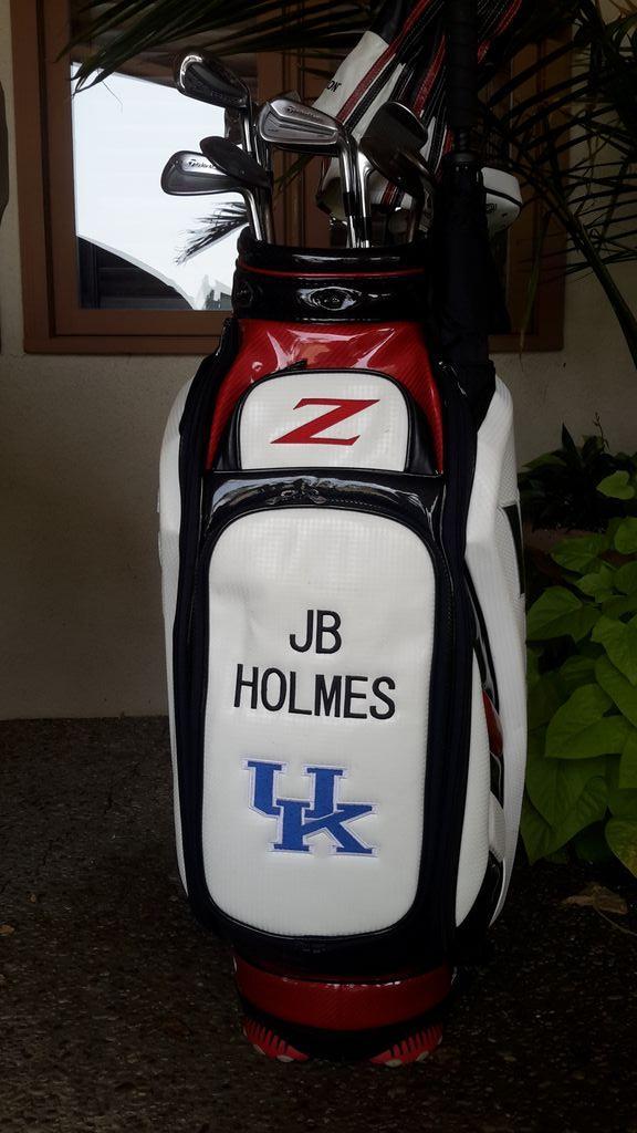 Jb Holmes Golf Bag Should Make Him The Favorite At The Pga