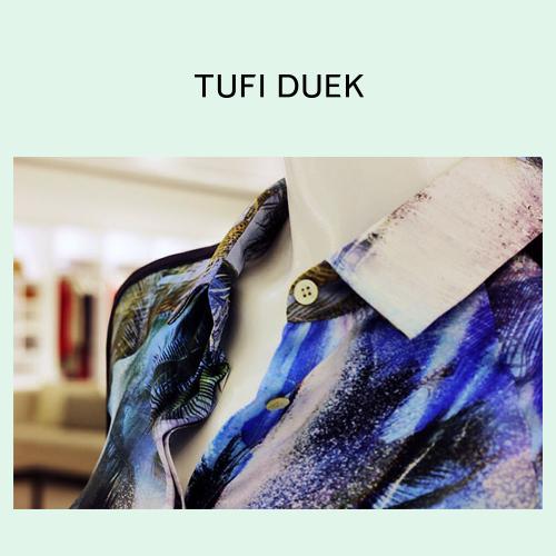 Detalhes que encantam. Venha conhecer o #PreviewPrimavera2015 em nossas lojas! #TufiDuek http://t.co/buzip6LUEP