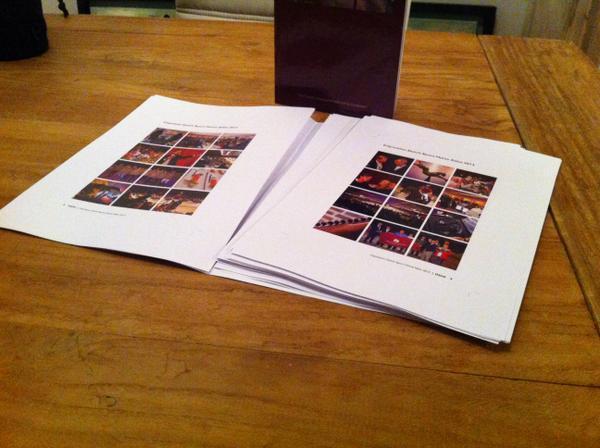 De catalogus van onze klant de Dutch Sport Horse Sales is naar de drukker! http://t.co/ylfLC9n4Gp
